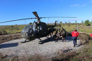 Campo de entrenamiento Brigada Sanidad 3