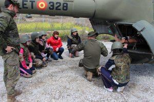 Campo de entrenamiento Brigada Sanidad 6